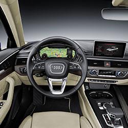 Interieur Audi A4 B9 | Douwe de Beer Occasions