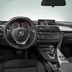 Interieur BMW 3-serie | Douwe de Beer occasions