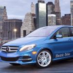 Elektrisch rijden in B-klasse Mercedes | Autobedrijf Douwe De Beer